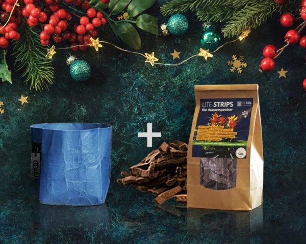 Nachhaltiges geschenkset